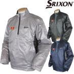 DUNLOP SRIXONダンロップ スリクソン長袖ハーフジップブルゾンSXW3428「秋冬ゴルフウエアw6」