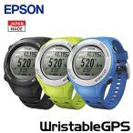 エプソン(EPSON)GPS搭載ランニングウォッチSF-110