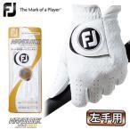 FOOTJOY(フットジョイ)日本正規品 NANOLOCK NEO (ナノロック ネオ) メンズ ゴルフグローブ(左手用) 「FGNN」