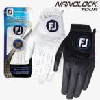 フットジョイ日本正規品NANOLOCK TOUR(ナノロックツアー)全天候型ゴルフグローブ(左手用)「FGNT14」