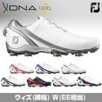 2016モデルFOOTJOYフットジョイ日本正規品DNA Boa(ディーエヌエーボア)ソフトスパイクゴルフシューズウィズ:W(EE)