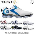 FOOTJOYフットジョイ日本正規品XPS-1 Boa(エックスピーエスワンボア)ソフトスパイクゴルフシューズウィズ:W(EE)