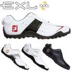 フットジョイ日本正規品EXL Spikeless Boa(EXLスパイクレスボア)快適ボアシステム搭載モデルスパイクレスゴルフシューズ