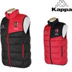 KAPPA GOLF(カッパゴルフ)ダウンベストKG652VE42「秋冬ゴルフウエアw7」