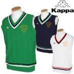 KAPPA GOLF カッパゴルフ 春夏ウエア ベスト KG812SW41