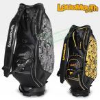 「限定品」2017新製品LOUDMOUTH GOLF(ラウドマウス ゴルフ日本正規品)LTDキャディバッグ「LM-CB0005/LTD」