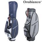 Orobianco(オロビアンコ)日本正規品 オログラム柄 キャディバッグ 2021新製品 「ORC004」
