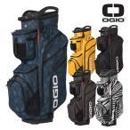 OGIO (オジオ) 日本正規品 CONVOY SE CART BAG 14 JV キャディバッグ 2020新製品