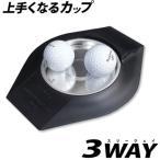 RYOMAゴルフ 上手くなるカップ3WAY「室内 練習でスコアUP」