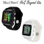 ShotNavi(ショットナビ)日本正規品 HuG Beyond Lite (ハグビヨンドライト) 「みちびきL1S対応腕時計型GPS搭載距離測定器」