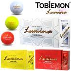 TOBIEMON(飛衛門)Lumina(ルミーナ)パールゴルフボール1ダース(12個入)公認球 FGDLMN