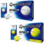 テーラーメイド日本正規品  DISTANCE+(ディスタンスプラス)  2019モデル  ゴルフボール1ダース(12個入)