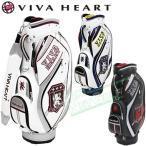 2017新製品VIVA HEART(ビバハート)メンズキャディバッグ「VHC020」