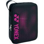 Yonex(ヨネックス) ランドリーポーチL ブラック/ピンク