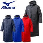ミズノ MIZUNO ベンチコート ブラック 12JE6G6009