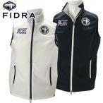 フィドラ ゴルフウェア メンズ ウィンドベスト FDA010