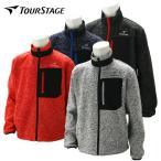 ツアーステージ フリースハイブリッドブルゾン メンズ STT91D 2020秋冬