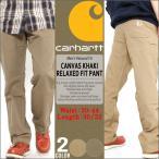 カーハート CARHARTT ワークパンツ メンズ ジーンズ メンズ 人気 アメカジ ブランド メンズ 大きいサイズ メンズ (B299)