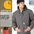 carhartt カーハート ジャケット メンズ 秋冬 大きいサイズ アメカジ ブランド メンズ アウター ブルゾン ジャケット メンズ 黒 ブラック 通販 (j140)