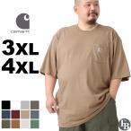 BIGサイズ/カーハート/Carhartt/Tシャツ/メンズ/半袖/大きいサイズ/ポケット/ポケット付き/半袖Tシャツ/アメカジ/ブランド/メンズ/Tシャツ/半袖/ロゴ