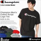 Champion チャンピオン Tシャツ メンズ 半袖 チャンピオン tシャツ ビッグロゴ 新作 アメカジ Tシャツ メンズ ブランド 大きいサイズ