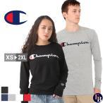 Champion チャンピオン ロンt メンズ ブランド tシャツ 長袖 メンズ ロゴプリント 大きいサイズ メンズ tシャツ (gt78h-y06794) (USAモデル)