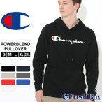 Champion チャンピオン パーカー メンズ ブランド プルオーバーパーカー スウェット 裏起毛 パーカー champion powerblend (gf89h-y06794) (USAモデル)