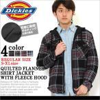 ディッキーズ Dickies ジャケット メンズ 大きいサイズ アウター ブルゾン 防寒 ボアジャケット シャツジャケット フランネル ジャケット チェック アメカジ