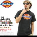 ディッキーズ/Dickies/Tシャツ/メンズ/半袖/大きいサイズ/アメカジ/ロゴT/Tシャツ メンズ 半袖 ブランド/半袖tシャツ/黒/白/夏