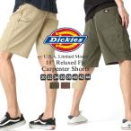 ディッキーズ Dickies ハーフパンツ メンズ 大きいサイズ ペインターパンツ ハーフ ショートパンツ メンズ アメカジ ミリタリー