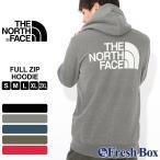 THE NORTH FACE ノースフェイス パーカー メンズ ジップ 大きいサイズ メンズ パーカー ブランド ジップアップパーカー 裏起毛 スウェット 秋冬 USAモデル