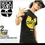 ロックスミス Tシャツ メンズ 半袖 ブランド WU-TANG ウータンクラウン アメカジ ストリート B系 ファッション 大きいサイズ (wutang 41wu0702)