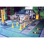 CUBIC System フレーム修正機 埋設・打設レール キュービックレール QB-9465