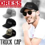 DRESS トラックキャップ  帽子