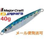 メジャークラフト ジグパラ ショート 40g 01 イワシ 784525