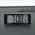 セイワW690  LEDバックライト付き  ライト電波クロック デカ文字 電波時計