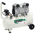 PUMA 100Vオイルフリーエアーコンプレッサー(静音式)