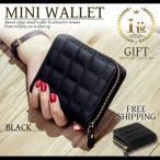 財布 レディース 二つ折り 二つ折り財布 小銭入れ ミニ財布 コンパクトラウンドファスナー プレゼント
