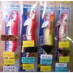 YO-ZURI アオリーQ 大分型布巻 3.0号 特注金テープ お買い得エギ 【メール便(ゆうパケット)配送可】