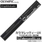 (2021年新製品・予約)オリムピック/Olympic 21カラマレッティーUX 21GCALUS-862M エギング アオリイカ用スピニングルアーロッドGraphiteleader CALAMARETTI