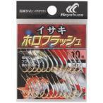 ハヤブサ/HAYABUSA イサキ 金 ホロフラッシュ BS301 7, 8, 9, 10, 11, 12号 バラ針イサキ(メール便対応)