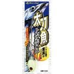 まるふじ 太刀魚トレブルプラス P-069 S,M,L タチウオテンヤ(メール便対応)