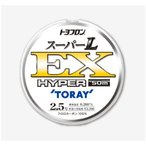 東レ・TORAY トヨフロン スーパーL EX ハイパー 50m 0.6, 0.8, 1号 フロロカーボンハリス・リーダー(メール便対応)