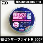 (5) ダイワ 棚センサーブライトR 300P (300m) (5号)【メール便配送可】