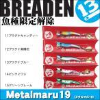 ブリーデン メタルマル 19 (2016年新色) 【メール便配送可】