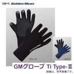 (5)ゴールデンミーン GM グローブ Ti-Type2【メール便配送可】
