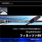 【取り寄せ商品】オリムピック フィネッツァRV(GOFRS-762UL-T)(メバリングロッド)(2016年モデル)