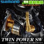 (5) シマノ ツインパワーSW (6000HG)(2015年モデル)
