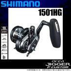 シマノ 19 オシアジガー F カスタム 1501HG (左ハンドル) 2019年モデル /(5)