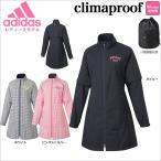 adidas  ゴルフウェア CCM87 JP SP climaproof レインワンピース レインウェア レディース